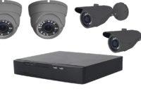 W-Box cameraset met 8 camera's