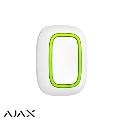 Ajax button (paniekknop) - Wit